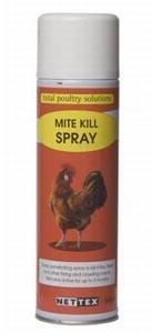 Nettex Mite Kill Spray 250ml
