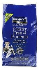 Fish 4 Puppies Large Bite Puppy Food 1.5kg