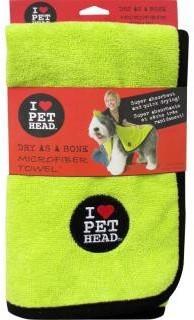 Pet Heads Dry As A Bone Microfiber Towel
