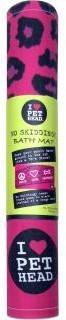 Pet Heads No Skid Bath Mat Pink