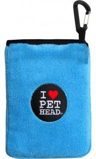 Pet Heads Walking Dirty Travel Towel