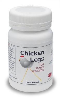 Chicken Legs 100ml for Scaly Leg mite