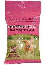Natures Menu Lamb and Chicken Dog Treats