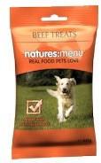 Natures Menu Beef Dog Treats