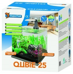 Superfish Aqua Qubie Set 25 litre