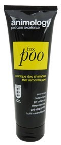 Animology Fox Poo Dog Shampoo