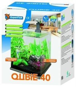 superfish aqua cube 40 litre from pet shopper. Black Bedroom Furniture Sets. Home Design Ideas