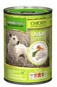 Natures Menu Dog Food Chicken 12 X 400g Cans