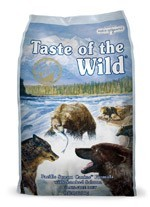 Taste Of The Wild Dog Food Pacific Stream Smoked Salmon 12.2kg