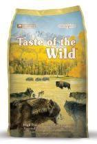 Taste Of The Wild Dog Food High Prairie Roast Venison & Bison 13kg
