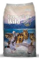 Taste Of The Wild Dog Food Wetlands Roasted Fowl 13kg