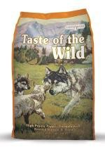 Taste Of The Wild Puppy Food High Prairie Roast Venison & Bison 2kg