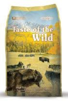 Taste Of The Wild Dog Food High Prairie Roast Venison & Bison 2kg
