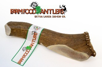 Farm Food Antlers Dog Treat X Large