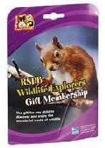 RSPB Junior Gift Membership