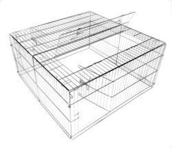 Walter Harrison Sandford Square Small Animal/Chicken Run