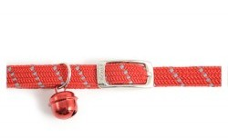 Ancol Cat Collar Softweave Red