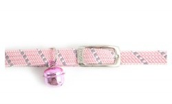 Ancol Cat Collar Softweave Pink