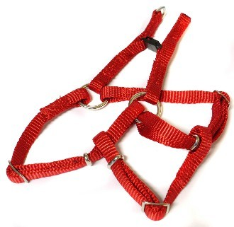 Canac Dog Harness Size 4 Red
