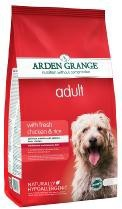 Arden Grange Chicken Dog Food and Rice 12Kg