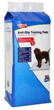 Animal Instincts Anti-Slip Training Pads 60 x 60cm 50's