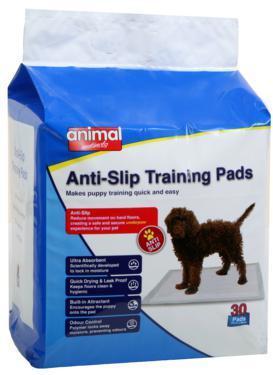 Animal Instincts Anti-Slip Training Pads 60 x 60cm 30's