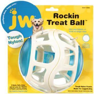JW Rockin Treat Ball Large