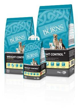 Burns Weight Control (High Oats) Dog Food 7.5 Kg