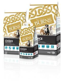Burns Choice Chicken and Maize Dog Food 6KG
