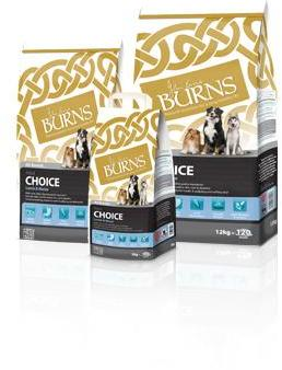 Burns Choice Lamb and Maize Dog Food 12Kg