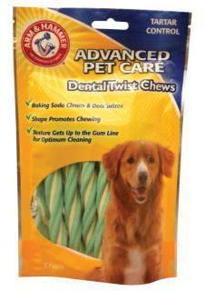 Arm & Hammer Dental Dog Twists Tartar Control