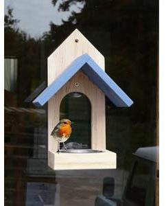 Wildlife World Garden Bird Window Feeder
