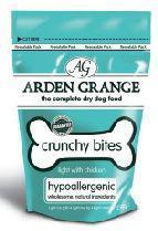 Arden Grange Crunchy Bites Light With Chicken 225g