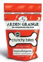 Arden Grange Crunchy Bites With Fresh Chicken 225g
