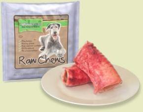 Natures Menu Raw Beef Trachea Dog Treat