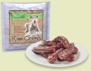 Natures Menu Raw Duck Necks Dog Treat