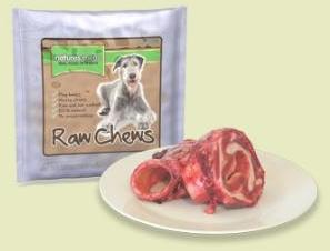 Natures Menu Raw Meaty Beef Chews Dog Treat