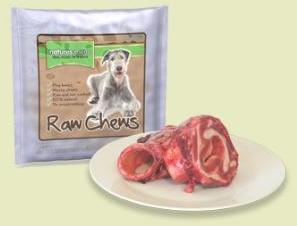 Natures Menu Raw Meaty Beef Chews Dog Treat