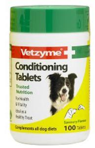 Vetzyme Conditioning Tablets 100