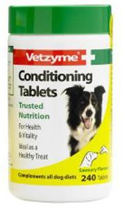Vetzyme Conditioning Tablets 240