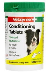 Vetzyme Conditioning Tablets 500