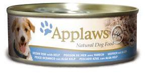 Applaws Dog Food Ocean Fish With Kelp 156g x 16