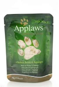 Applaws Cat Pouch Chicken Breast & Asparagus 70g x 12
