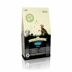 James Wellbeloved Fish Kitten Food 1.5kg