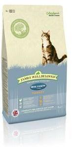 James Wellbeloved Cat Food Turkey Oral Health 4kg