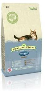 James Wellbeloved Cat Food Duck & Rice House Cat 4kg