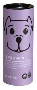 Pooch & Mutt Calm & Relaxed Mini Bone Dog Treat 125g