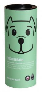Pooch & Mutt Fresh Breath Mini Bone Dog Treat 125g