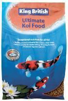 King British Ultimate Pond Food 900g For Koi Carp