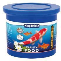 King British 1 litre Floating Koi Food Sticks